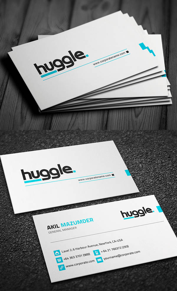 Stylish Professional Business Card