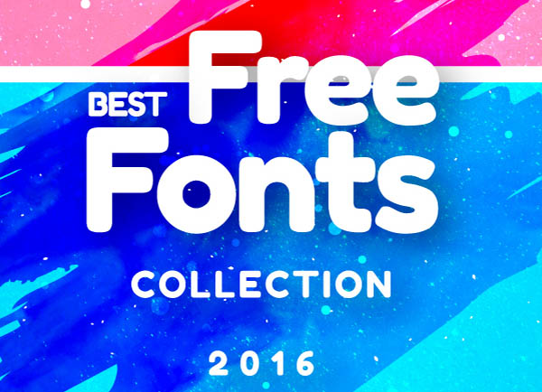 Awesome Fonts for Designers – 15 Free font