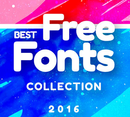 Post thumbnail of Awesome Fonts for Designers – 15 Free font
