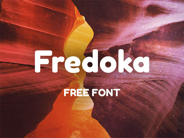 Free Rounded and Bold Font