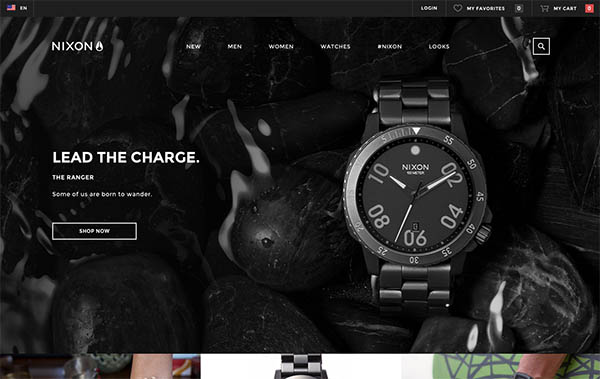 Fresh Ecommerce Websites Design - 13