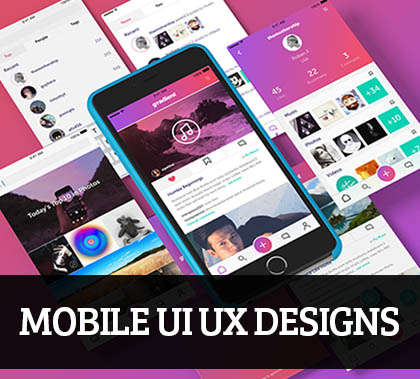 Mobile Apps UI UX Designs for Inspiration – 109
