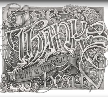 15 Amazing Remarkable Typography Designs for Inspiration