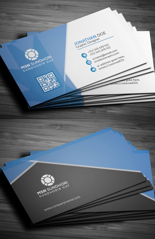Awesome free business cards psd templates and mockup designs graphics design design blog for Business cards psd templates