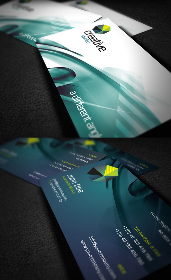 Creative Studio Corporate Identity