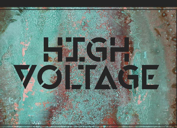 15 Awesome Stencil Free Fonts for Designers