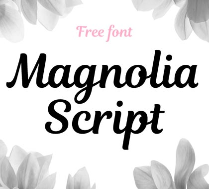 15 Beautiful Free Modern Fonts for Designers