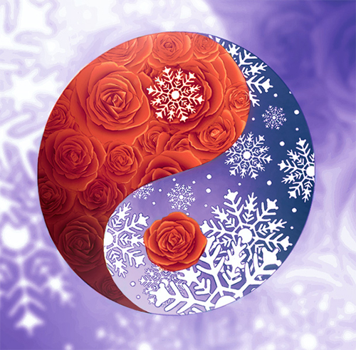 How to Create a Seasonal Yin Yang Illustration in Adobe Photoshop