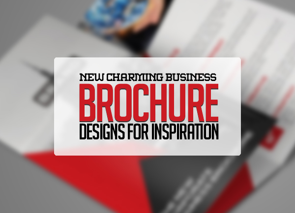 10 Fantastic Corporate Business Brochure Designs for Inspiration