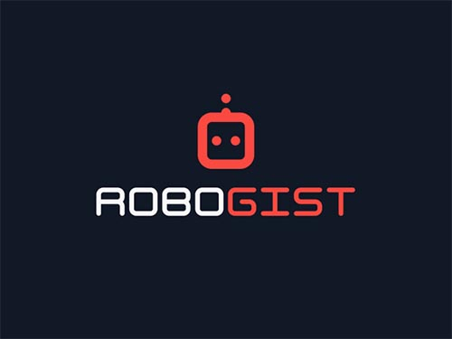 RoboGist – Logo and Mark by Mike Buttery