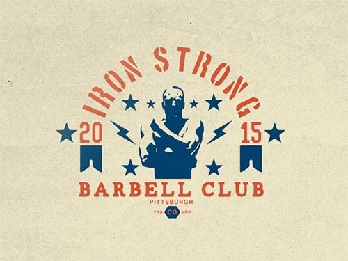 Iron Strong Barbell Club Co. – Pittsburgh by Rolando Soberon Pi