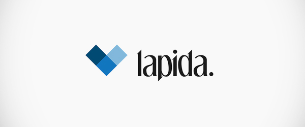lapida by ESM Logo Design