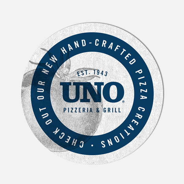 UNO Branding by Amber Asay