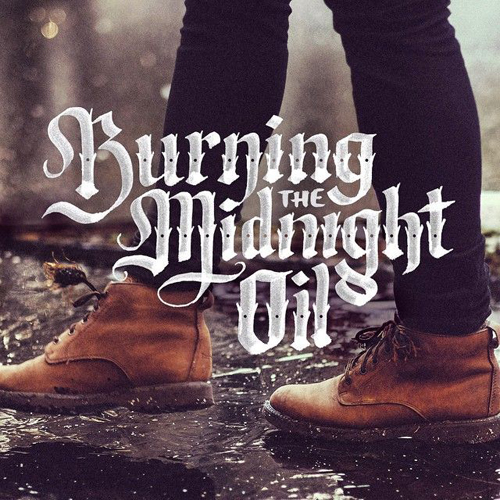 Burning the Midnight Oil by Jenna Stempel