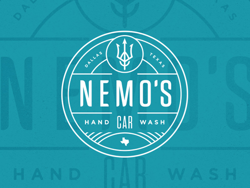 Nemo's Hand Wash Badge by Mauricio Cremer