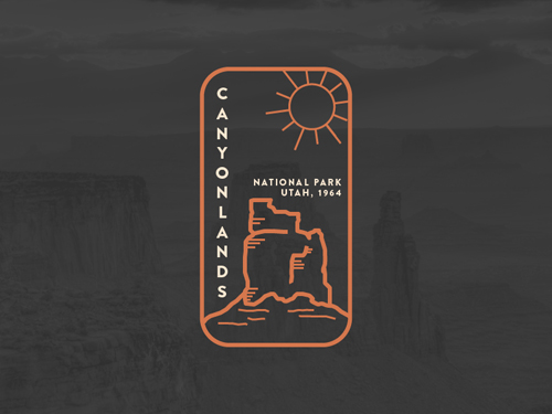 C is for Canyonlands by Alex Eiman