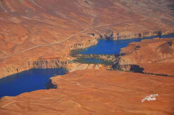 Joint of Band-e-amir and Band-e-Zulfiqar
