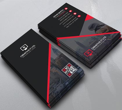 Post thumbnail of Amazing Professionally Designed Business Cards (10 Examples)