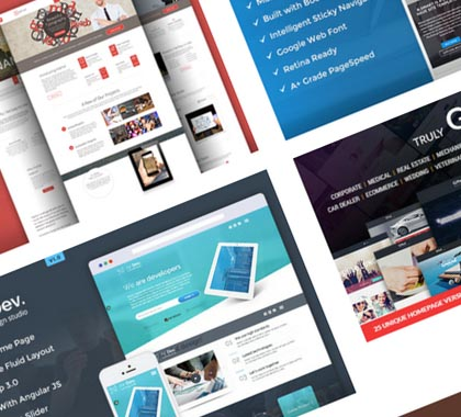 Post thumbnail of Amazing Responsive HTML5 WordPress Themes & Templates