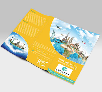 Post thumbnail of Awesome Brochure Designs Creative & Inspiring