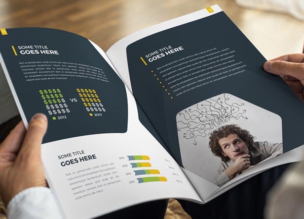 Best Brochure Designs Creative & Inspiring
