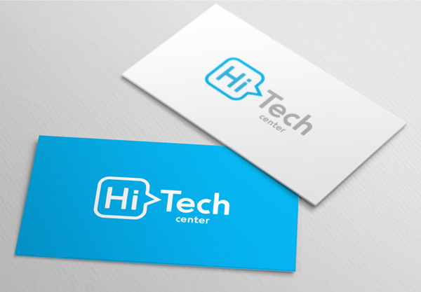 HiTech Center Branding & Website by Expressa Design
