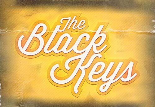 The Black Keys El Camino Poster