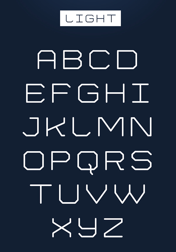 Mylodon Free Font (Light Weight)