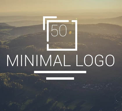 Post thumbnail of Minimal Square Logo – Hipster Line