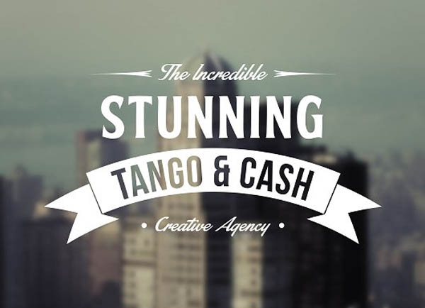 Retro Logo & Badge Templates