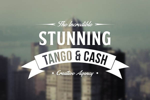 Retro Logo & Badge Templates - 2