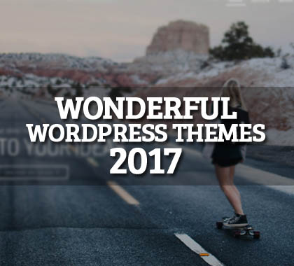 20 Wonderful Responsive WordPress Themes From 2017