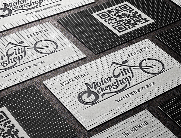 Motorcity Business Card