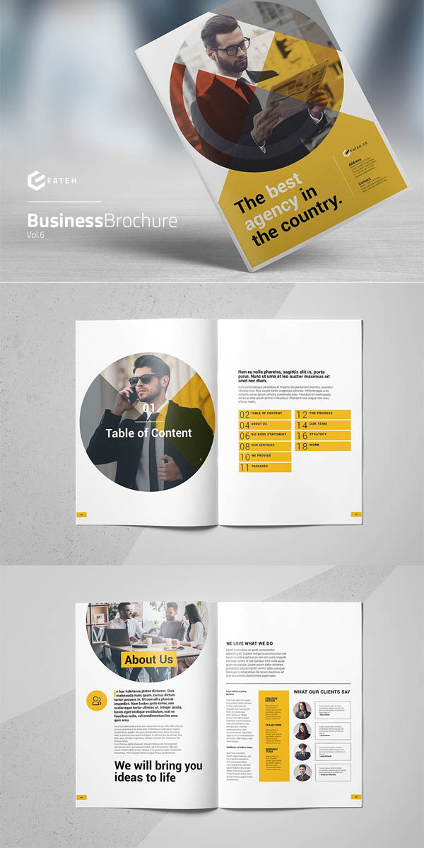 Business Brochure Vol.6