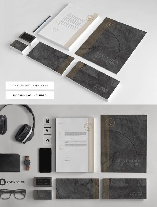 Stationery Corporate Identity 008