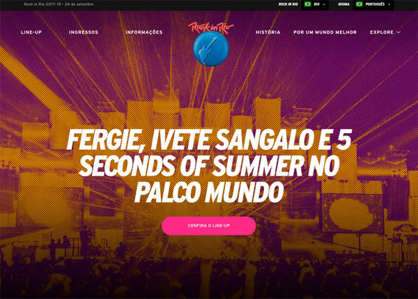Rock in Rio by Outra Coisa (Brazil)