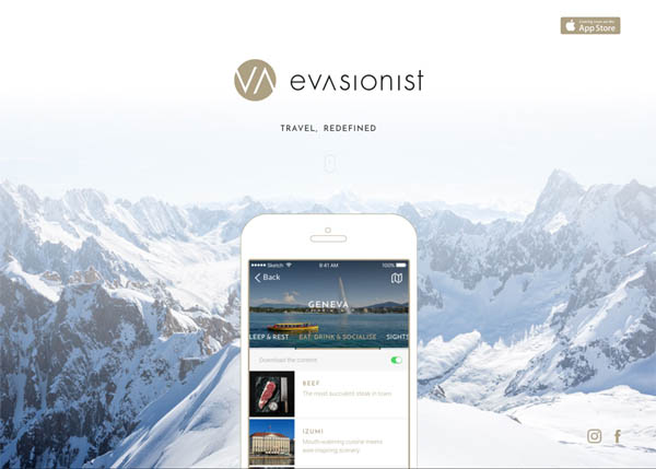 Evasionist by Adveris (France)