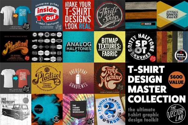 T-Shirt Design Master Collection - 21