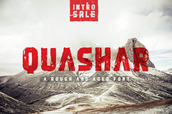 Quashar - Intro 55% Off!
