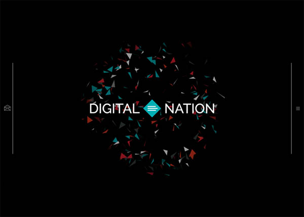 Digital Nation Creative Agengy by Davide Sovrano & Simone Celi (Italy)