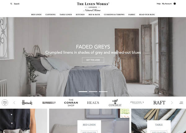 The Linen Works by Vitamin London (United Kingdom)