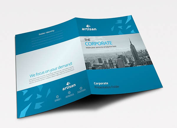 Best Stationery Corporate Identity Designs