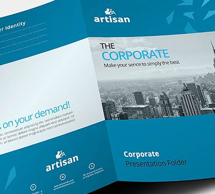 Post thumbnail of Best Stationery Corporate Identity Designs