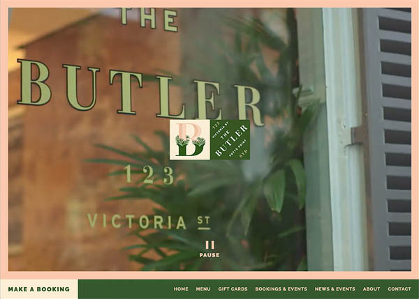 The Butler Sydney by Seriously Good Design
