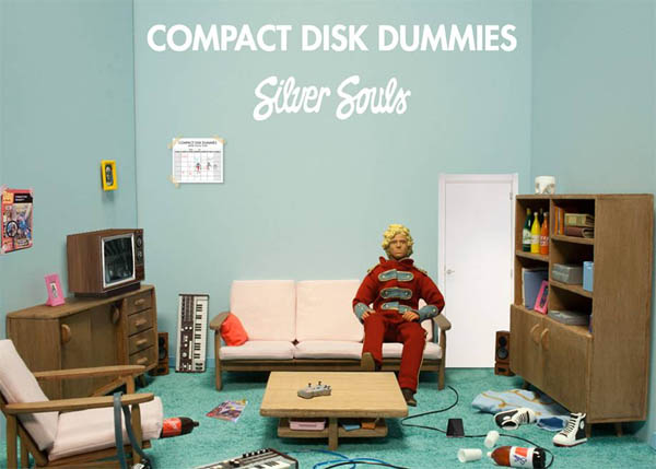 Compact Disk Dummies by Amped Voltz