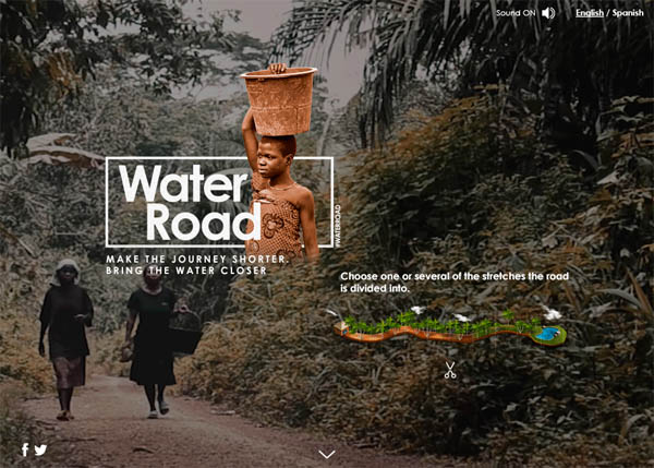 WATER ROAD by JWT