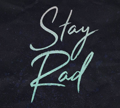 Post thumbnail of Stay Rad Font