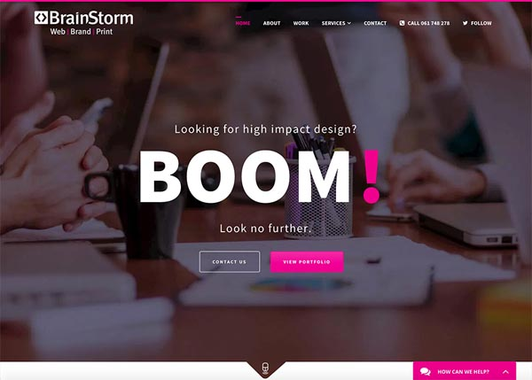 Brainstorm by Brainstorm Design