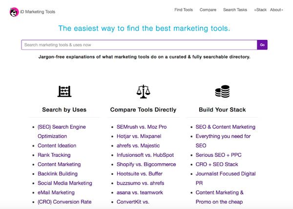 iD Marketing Tools by Shaheen Adibi