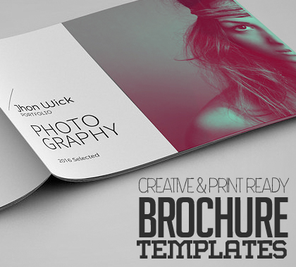 Post thumbnail of 18 Professional and Creative Brochure Templates